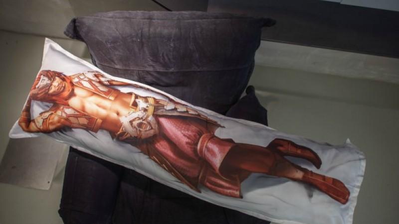 Guerrilla Games Sells Body Pillow Of The Horizon Character