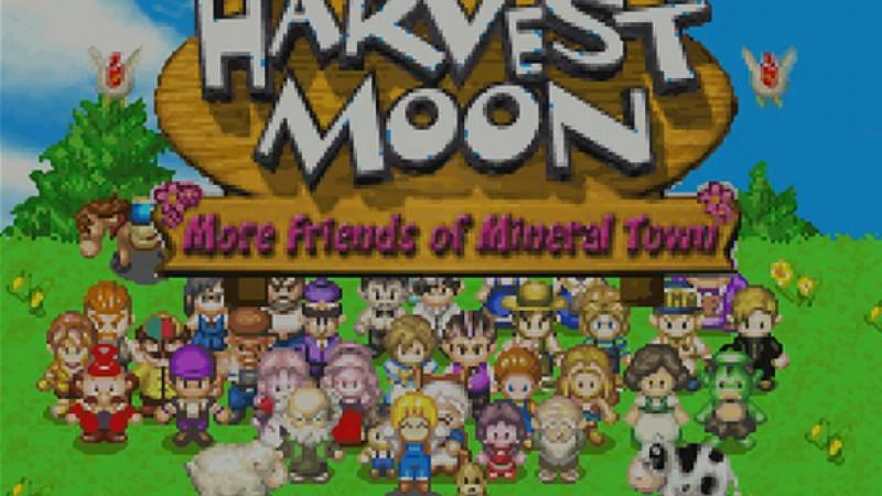 harvest moon wii