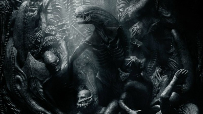Haunting New Alien: Covenant Poster Taps Into Art History