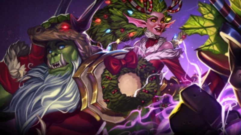 Christmas Skins.Heroes Of The Storm Winter Veil Event Adds Christmas Skins