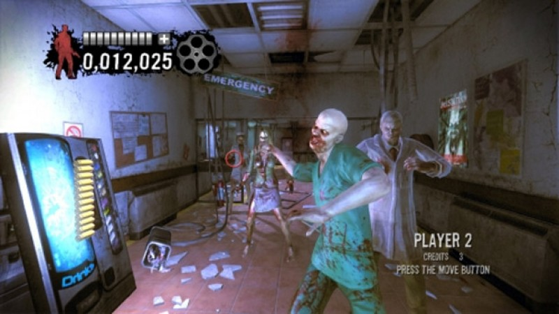 House Of The Dead Overkill Comes To Ps3 With Hd Graphics