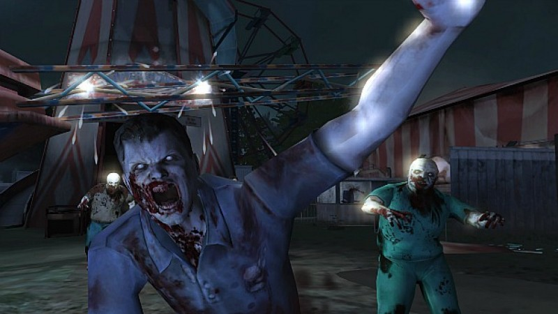 House Of The Dead Overkill Zombies Get All Stripped Down Game