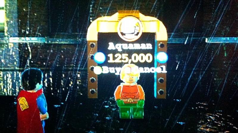 How To Unlock Aquaman In Lego Batman 2 - Game Informer