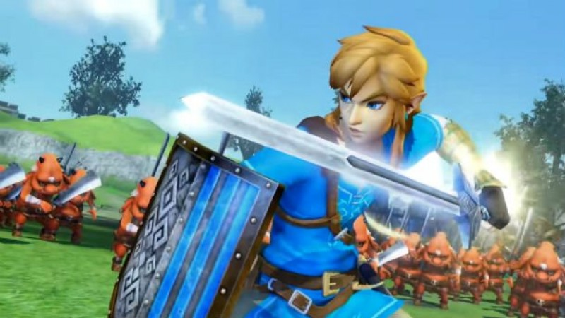 Hyrule Warriors Definitive Edition Hacking And Slashing Its Way To The Switch Game Informer