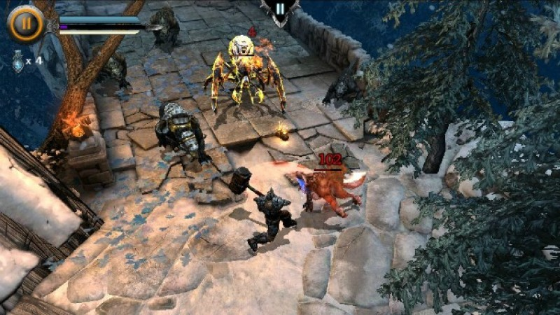 Infinity Blade Dungeons Might Be Gone But You Can Relive The Magic With This Preview Game Informer
