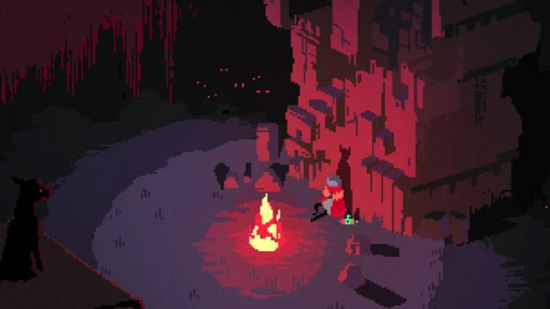 July's Humble Monthly Offers Dark Souls II, Hyper Light Drifter