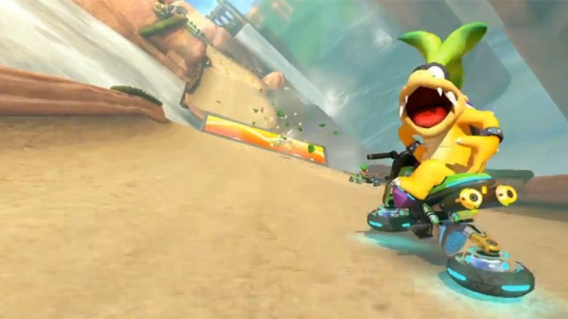 Koopalings Revealed For Mario Kart 8 - Game Informer
