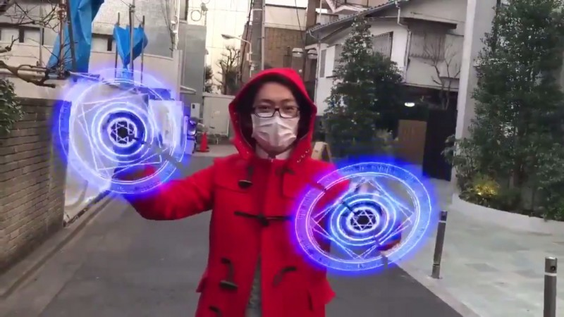 LED Fans Take Doctor Strange Cosplay To The Next Level ...
