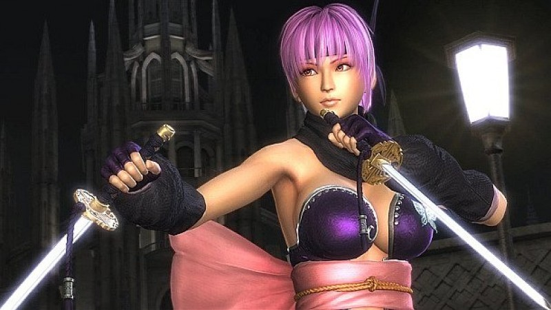 Ninja Gaiden Sigma 2 Lady Ninjas Join This Wholesome Remake