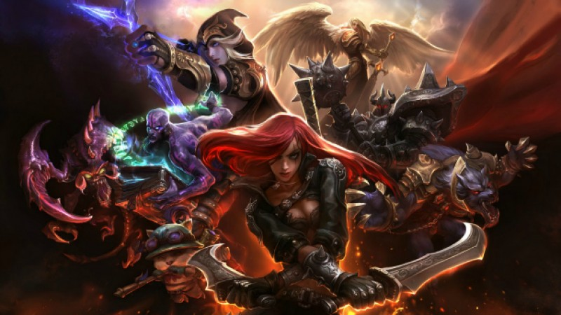League of Legends Fan Issues Plea To Parents Of Players
