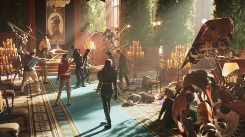 Live-Action Trailer Brings Dishonored 2's Action To Life