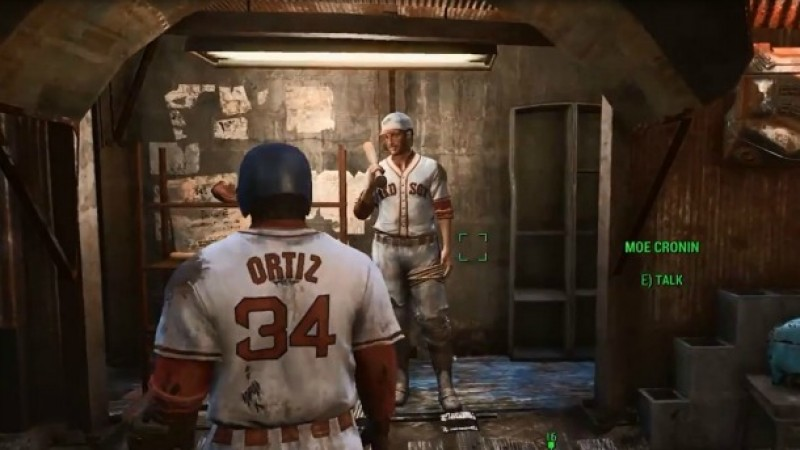 MLB Taking A Legal Swing At Fallout 4 Modder - Game Informer
