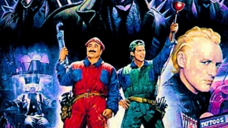 Mario S Film Folly The True Story Behind Hollywood S Biggest