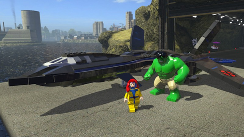 Marvel Vehicles Take The Spotlight In The Latest Collection Of Lego