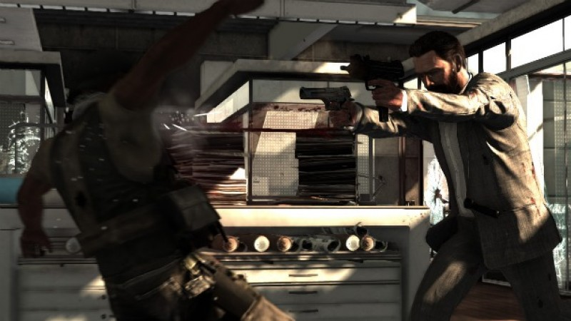 Max Payne 3 Mini 30 Weapons Trailer Game Informer