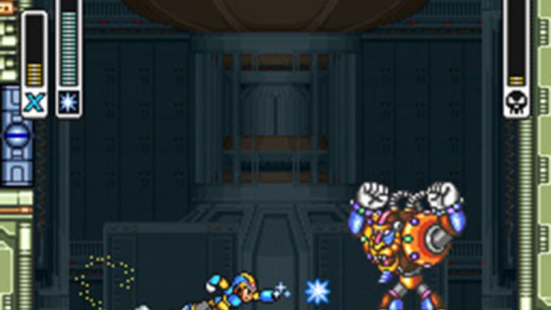 Mega man x arrives on 3ds virtual console tomorrow game informer - Megaman x virtual console ...