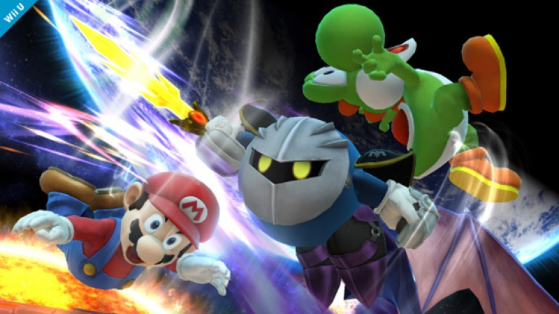 Meta Knight Confirmed For Super Smash Bros  - Game Informer