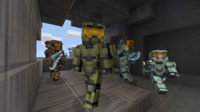 Minecraft Switch Has Xbox Achievements - Game Informer