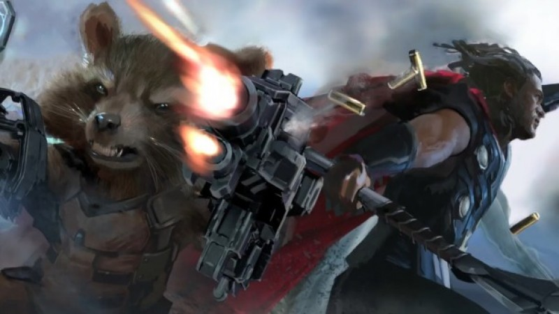 Mini-Doc Trailer For Marvel's Infinity War Film Features ...