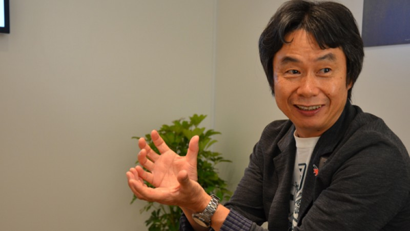 Miyamoto Names His Most Underrated Wii U Game - Game Informer
