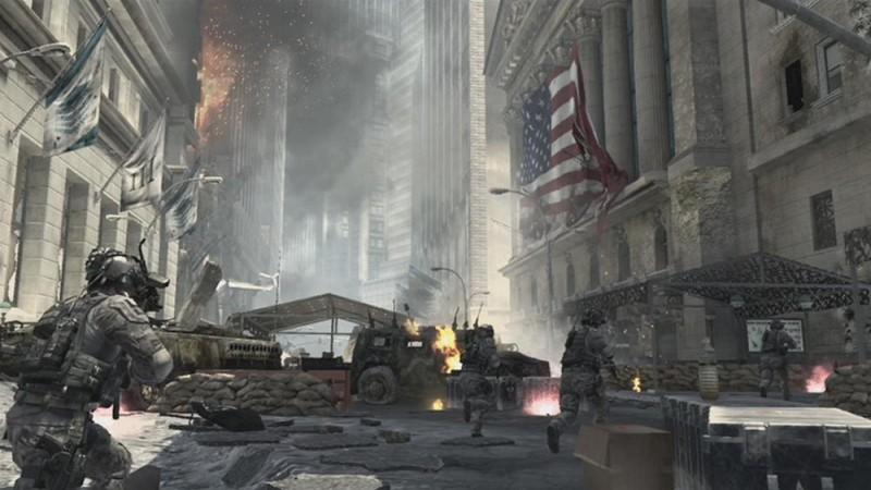 Modern Warfare 3 Reveal Trailer Gives A Glimpse Of World