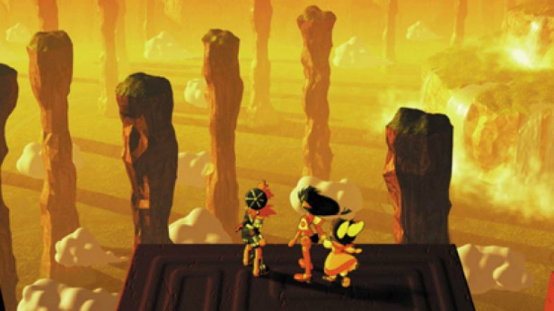 Moments: The End Of The World In Grandia