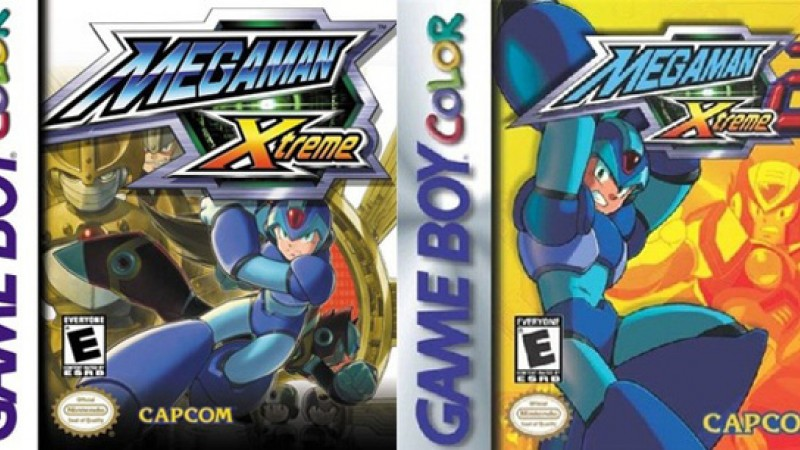 More mega man game boy titles planned for 3ds virtual console game informer - Megaman x virtual console ...