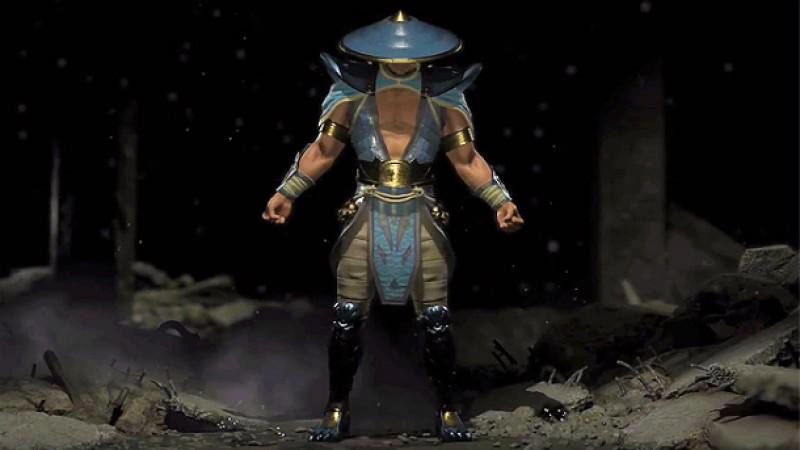 Mortal Kombat Character Raiden Makes Their Way Into Injustice 2