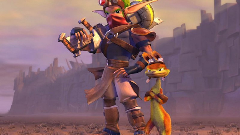 Naughty Dog Almost Made A New Jak And Daxter Game