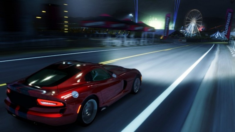 Need For Speed Most Wanted Vs Forza Horizon Game Informer