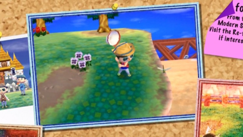 New Animal Crossing Trailer Invites Tourists To Turn Over