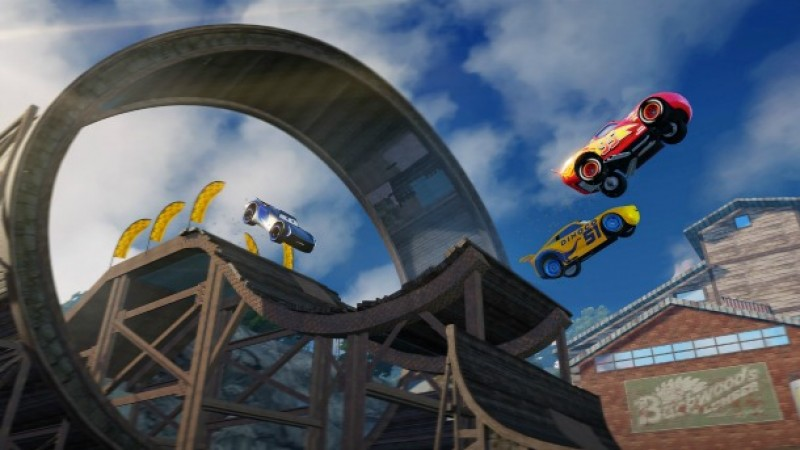 Cars 3 Gameplay Trailer Shows New Modes And Characters Game