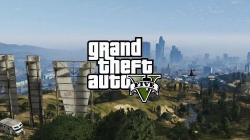 New Grand Theft Auto V Trailer Unveiled