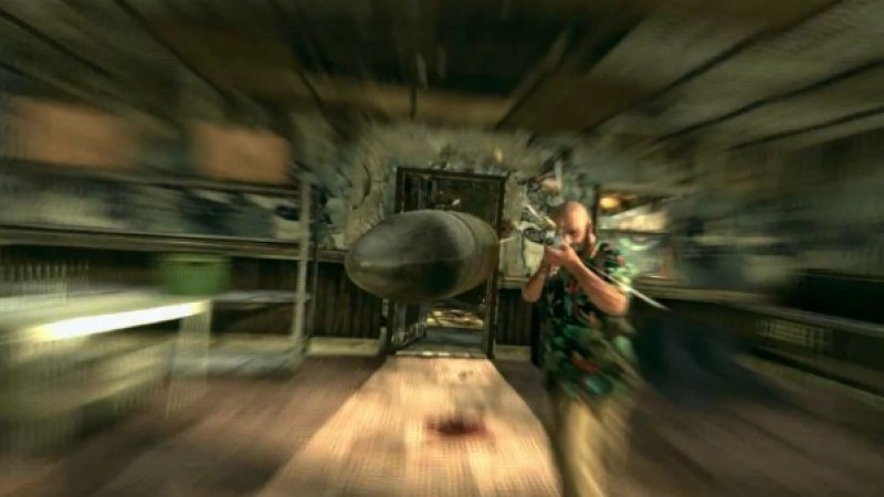 New Max Payne 3 Trailer Shows Off Visual Effects And Cinematics