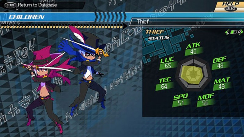 New Screens And Details For Conception II's Many Classes