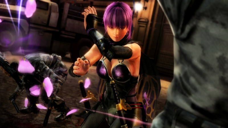 Ninja Gaiden 3 Razor S Edge Ps3 And Xbox 360 Demos Available Now Game Informer