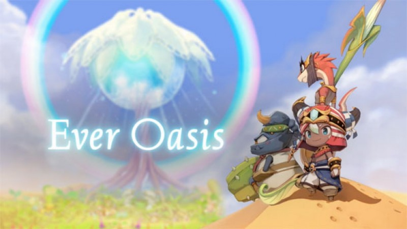 Nintendo Announces New 3DS Action/RPG Ever Oasis