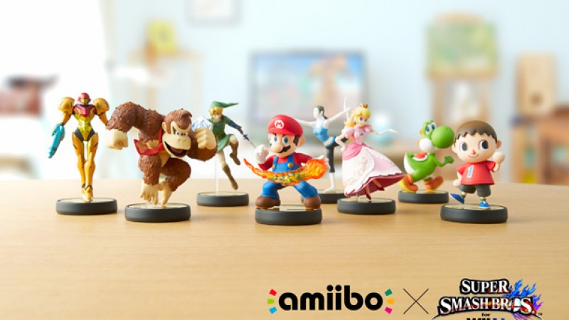 Nintendo Prices Amiibo Figures, Additional Compatible Titles Listed