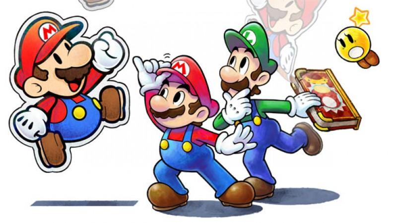Nintendo and AlphaDream Talk Mario, RPGs, And More
