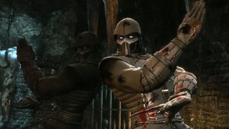 Noob Saibot And Sindel Revealed In New Mortal Kombat Video