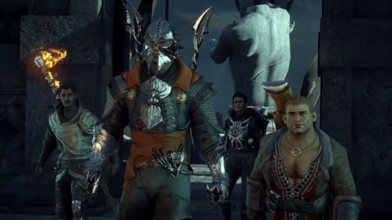 Opinion Dragon Age Inquisition Has The Best Cast In The Series To Date Game Informer