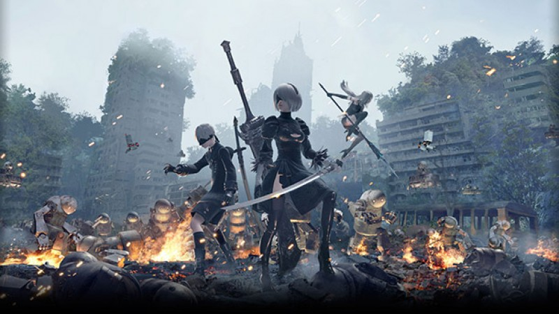 Opinion – Give Me More Weird Masterpieces Like Nier: Automata
