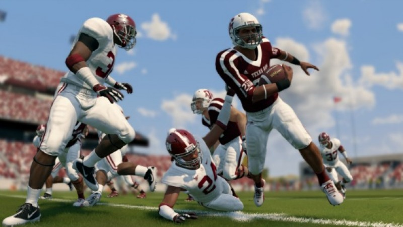 Opinion The End Is Nigh For Ea Sports College Football