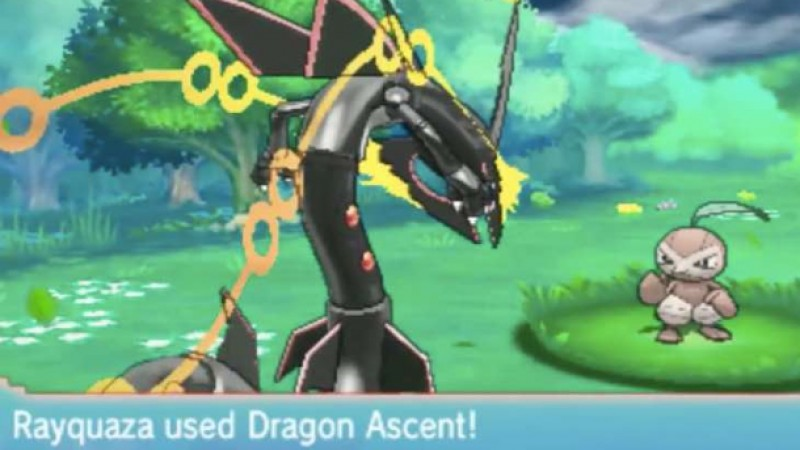 PSA: Pokémon Omega Ruby And Alpha Sapphire Owners Get Free
