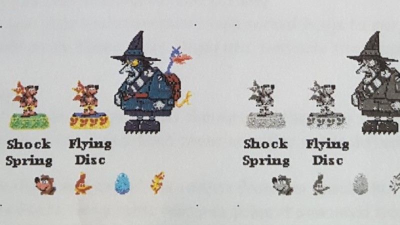Plans For Cancelled Game Boy Color Banjo Kazooie Uncovered