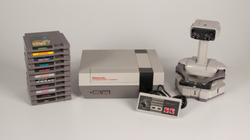 Play With Power At The Strong Museum's NES 30th Anniversary Exhibit