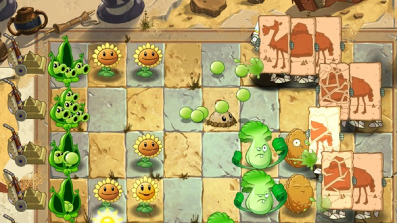 Plants Vs. Zombies 2 Review – Strategy That Kicks Grass
