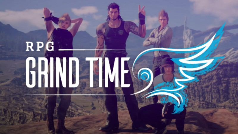 RPG Grind Time – Cherishing Final Fantasy XV's Road Trip
