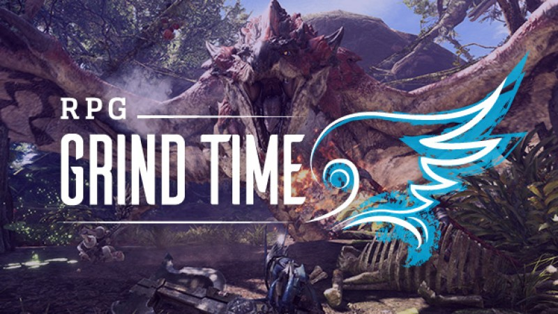 RPG Grind Time – The Community Is One Of Monster Hunter