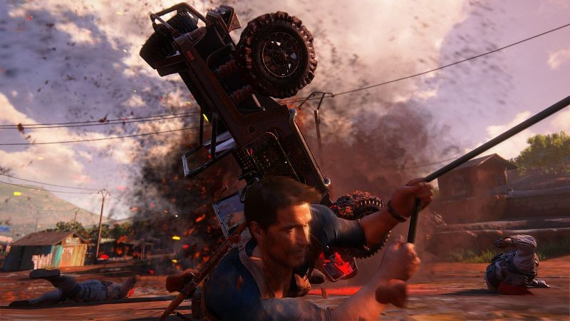 Readers Show Off Their Best Uncharted 4 Screenshots - Game Informer